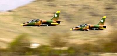 Afghan Air Force to be equipped with 100 advanced fighter jets