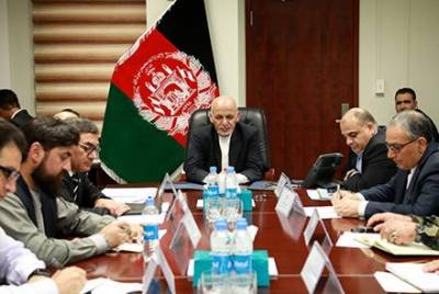 Afghan President rejects resignations of Security and Spy Chiefs