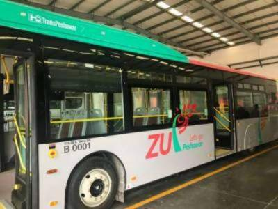 Construction work on Rapid Bus Transit project in full swing