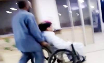 Hanif Abbasi shifted back to Adiala Jail from hospital