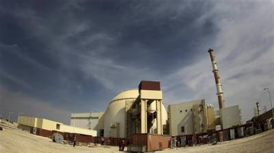 Iran resumes talks with Russia to build new nuclear power plant