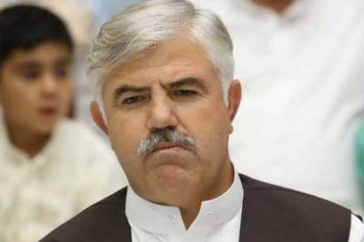 KP Chief Minister Mahmood Khan comes into action