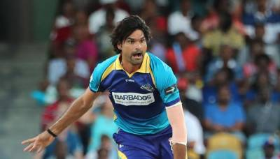 Pakistan's Mohammad Irfan made history in the T20 cricket