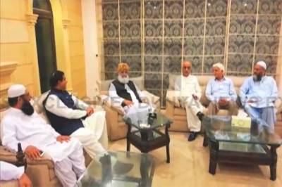 Presidential elections: PPP gives an important task to MMA Chief FazlRehman
