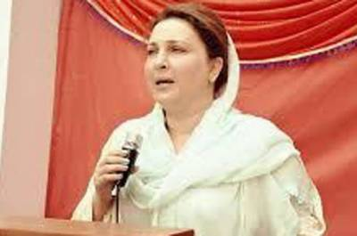 PTI Maliha Ali Asghar turns out to be the richest female MPA
