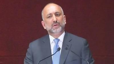 Why Afghanistan National Security Advisor Hanif Atmar has resigned?