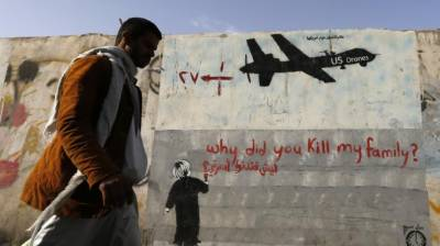 Drone terrorism: A new dimension to the war against terror