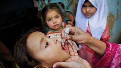 Federal government to kick off aggressive anti polio campaign across the country