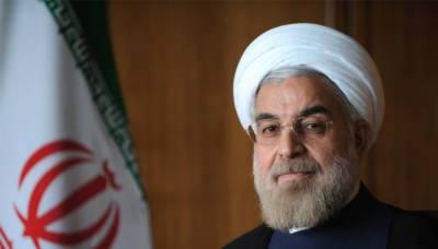 Iranian President Hasan Rouhani under attack
