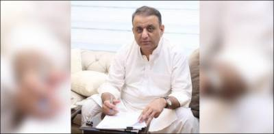 PTI Aleem Khan sets a new precedence in the politics of Pakistan