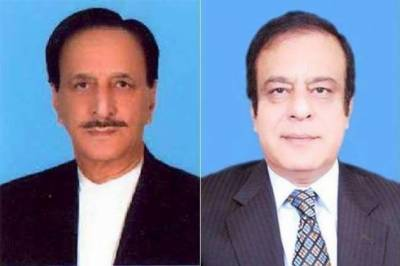 PTI's Shibli Faraz appointed leader of house, PML-N's Zafar-ul-Haq as leader of opposition in Senate