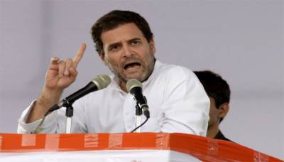 Rahul Gandhi backs Indian Army surgical strike in Pakistan