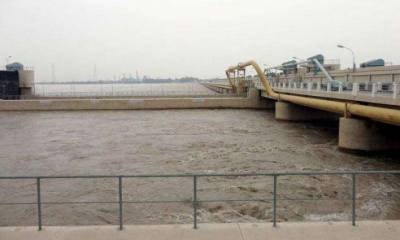 River Indus in low flood level amid rising trend in Kalabagh-Chashma Reach: FFC