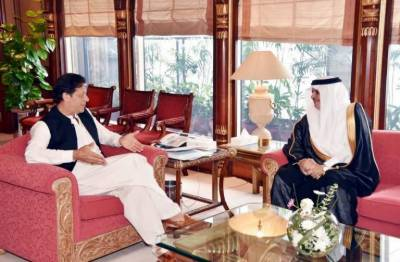 Saudi - Chinese Ambassadors hold important meetings with PM Imran Khan
