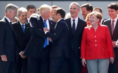 US - Europe defence alliance tears apart
