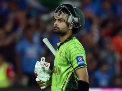 Ahmed Shahzad lands in trouble