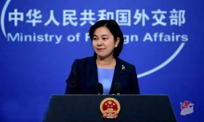 China welcomes Pakistan, India's participation in SCO anti-terror drill