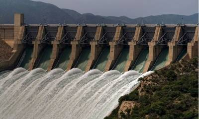 Federal government has decided to expedite process of dams and power plants construction in Balochistan