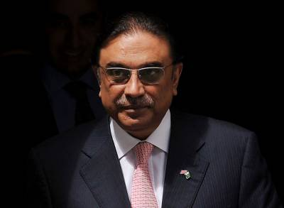 Former President Asif Zardari makes startling claims about properties and bank accounts abroad