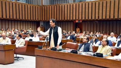 Govt to raise issue of blasphemous content at UN, push OIC for united voice: PM Imran