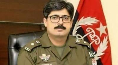 Pakpattan DPO transferred on Khawar Maneka's complaint
