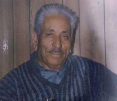 Prominent Kashmiri figure Syed Javed Hamdani passes away