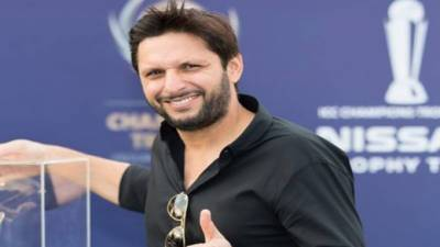 Shahid Afridi's obsession over Pakistan India bilateral ties