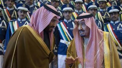 The Saudi King spoke and the $2 trillion dream of Prince went up in smoke