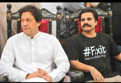 Alamgir Khan: Is the Fixit campaigner PTI candidate for NA 243 Karachi by elections?