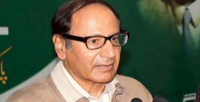 Chaudhry Shujaat Hussain is back in parliamentary politics