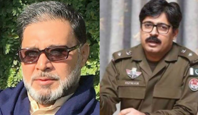 DPO Pakpattan Rizwan Gondal transfer: CJP takes suo moto notice