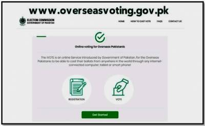 ECP makes important announcement for overseas Pakistanis