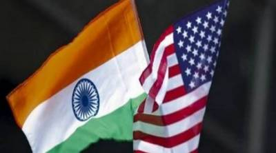 India gets a blow from the United States
