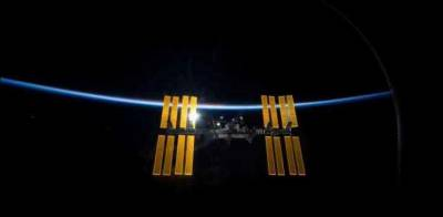 International Space station damaged after a likely collision: Russian space agency