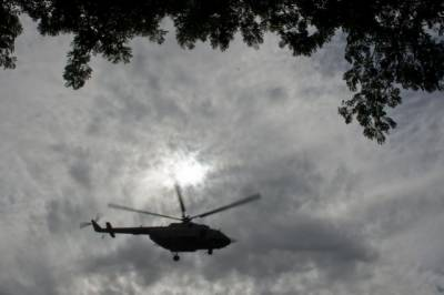 Military helicopter crash in Africa kills 15 soldiers