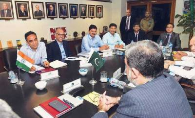 Pakistani, Indian Water Commissioners to continue talks today