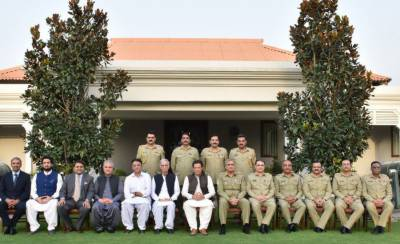 PM Khan's visit to GHQ: A new era in the troubled civil military relations in Pakistan