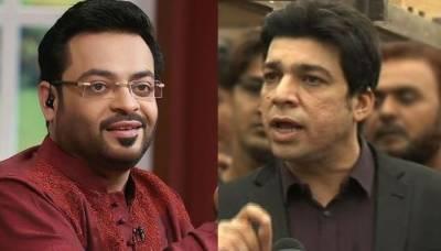 PTI MNA Faisal Vawda thrashes Dr Amir Liaqat