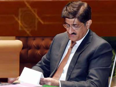 Sindh Govt. determined to provide clean drinking water to people: CM Murad