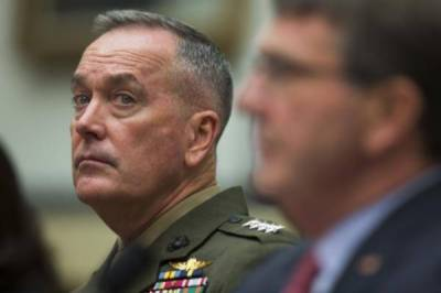 US Military Chief to arrive in Pakistan: Sources