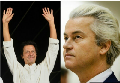 Disgruntled Dutch lawmaker Geert Wilders has sent a warning to Pakistan government