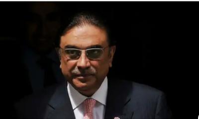 Asif Ali Zardari takes a shot at CJP Justice Saqib Nisar