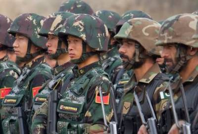 China-Pakistan armed forces joint exercises help maintain regional peace, stability: Spokesperson