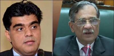 CJP Justice Saqib Nisar gives a unique punishment to PTI MPA Imran Shah