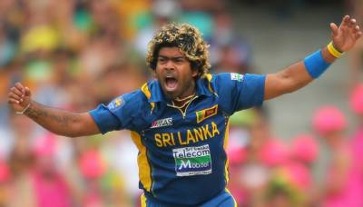 Fast bowler Lasith Malinga is back in action