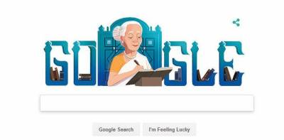 Fatima Surayya Bajia: Google doodle honors legendry Pakistani writer