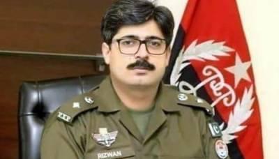 Former DPO Pakpattan Rizwan Gondal in hot waters