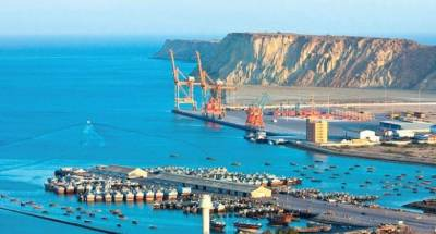 Gwadar port emerging as the hub for middle east and Africa: Report