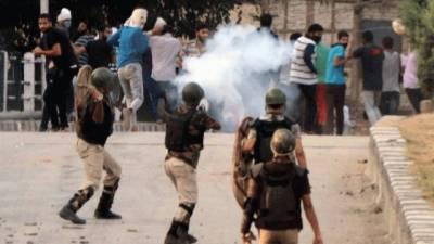 Indian troops martyr 34 Kashmiris in August