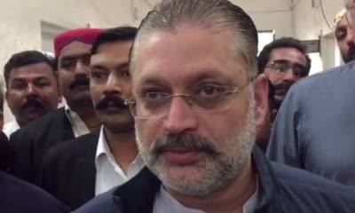 Liquor recovery from Sharjeel Memon hospital room: PPP leader comes up with hilarious explanation